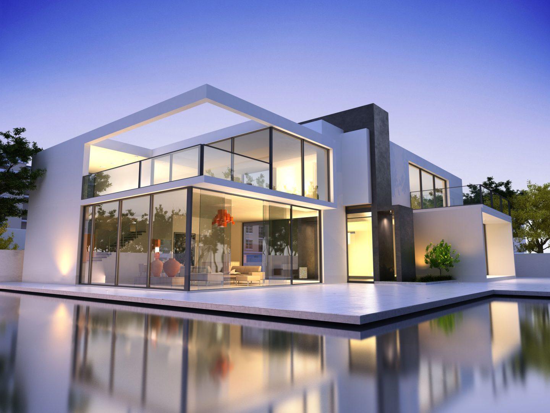 webooking luxurious residence